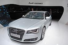 2010 Audi A8 Hybrid D4
