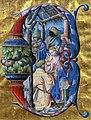 Augustins - Antiphonaire de Philippe de Lévis, évèque de Mirepoix - Adoration des Mages - Antoine Olivier 1533-1537.jpg