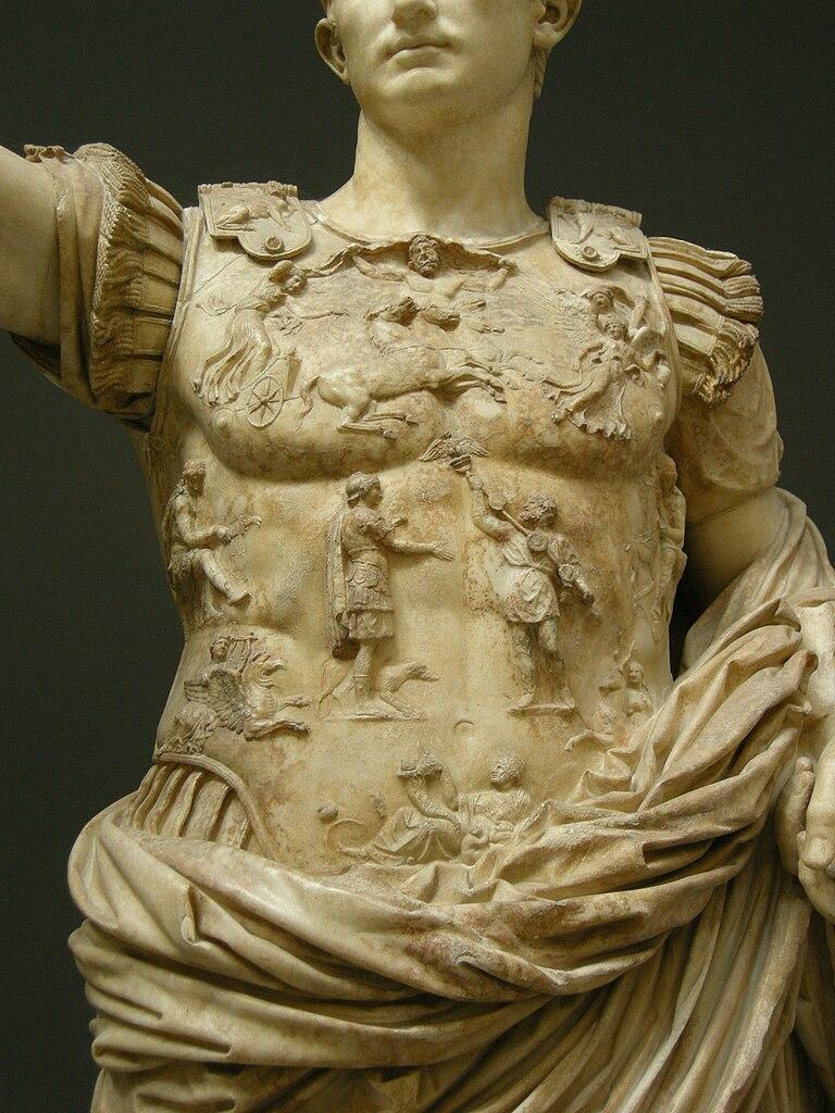 File augusto di prima porta inv 2290 wikimedia for Augusto roma