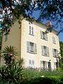 Auvers-sur-Oise (95), maison du Dr Gachet, façade côté rue.jpg