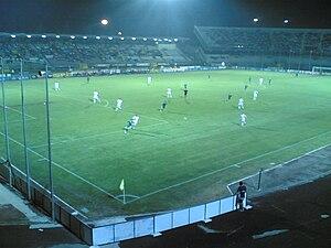 Stadio Partenio-Adriano Lombardi - Image: Avellino Reggiana Coppa Italia 2008 2009
