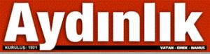 Aydınlık - Image: Aydinlik logo
