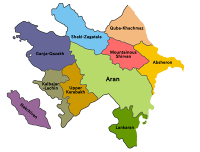 Azerbaijan wikipedia azerbaijan is divided into 10 economic regions gumiabroncs Image collections