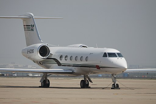 B-8295 Gulfstream G.450 Corporate (11727869044)