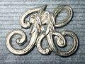 BADGE - Scotland - Inverness-shire Constabulary collar badge laquered gilt (2426465752).jpg