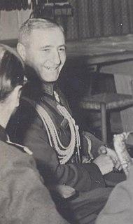 Nikola Mihov Regent of Bulgaria