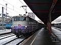 BB 25257 en gare de Chambéry sous la neige (2008).JPG