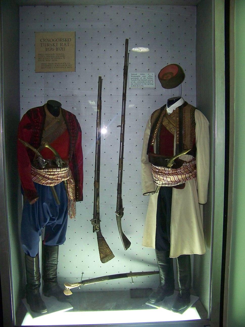 BMM-AttireOfMontenegroSoldiers1875