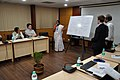 BP Sridevi Shares Ideas - Collections and Storage Management Workshop - NCSM - Kolkata 2016-02-19 9868.JPG