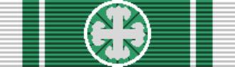 Order of Military Merit (Brazil) - Image: BRA Ordem do Merito Militar Grande Oficial