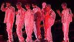 """BTS performing """"Mic Drop"""" during Love Yourself concert in Hong Kong, 24 March 2019 02.jpg"""