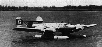 Blohm & Voss Ha 139 - Ha 139 Nordwind in 1938