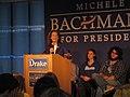 Bachmann at Drake University 005 (6353972321).jpg