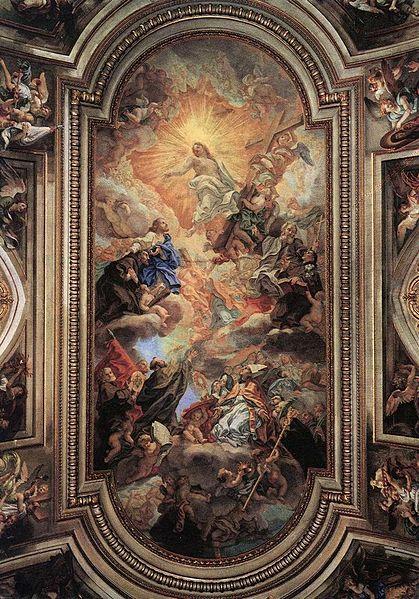 File:Baciccio - Apotheosis of the Franciscan Order - WGA01109.jpg