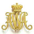 Badge of 129th Duke of Connaught's Own Baluchis 1903-22.jpg