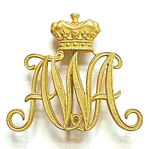 129th Duke of Connaught's Own Baluchis - Image: Badge of 129th Duke of Connaught's Own Baluchis 1903 22