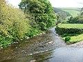 Badgworthy Water from Malmsmead Bridge - geograph.org.uk - 1482026.jpg