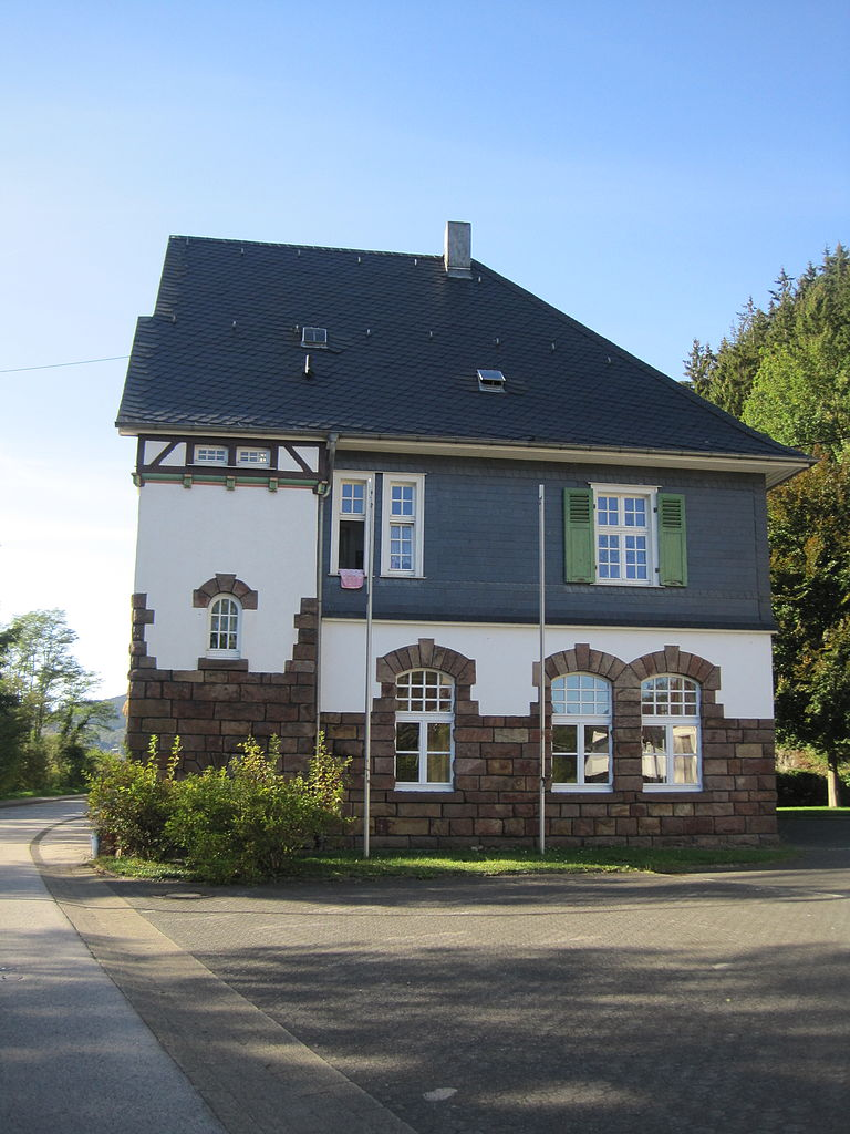 Kirchhundem Germany  City pictures : Bahnhof Kirchhundem Flape Seite Bahnhofsweg 14 Kirchhundem ...