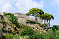 Baia Castello - Castello di Baia - Castello Aragonese - near Pozzuoli - Campania - Italy - July 11th 2013 - 01.jpg