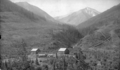 Bakerville, Colorado and Kelso Mountain in the late 1860s.png
