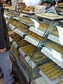 Baklava on sale at Yasar Halim - geograph.org.uk - 734222.jpg
