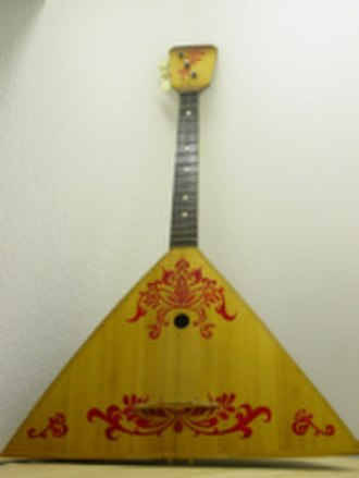 Balalaika - Souvenir style