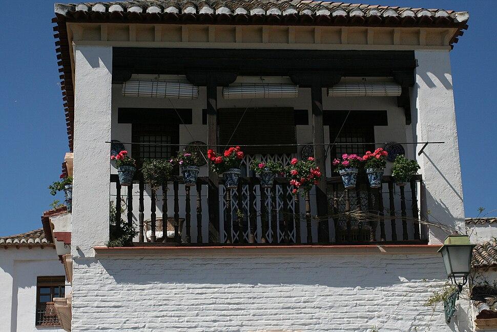 Balcony granada