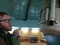 Baldone observatory in Latvia - Translated tour (14325244597).jpg
