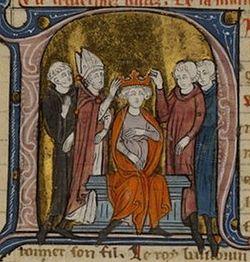 הכתרת בלדווין השלישי