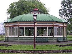 Model Rumah Kebun on Kebun Botani Ballarat   Wikipedia Bahasa Indonesia  Ensiklopedia Bebas