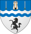 Coat of arms of Ballinasloe