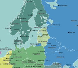 Cruising the Baltic Sea – Travel guide at Wikivoyage