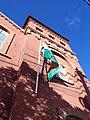 Bandera de Gales, Salón San David (3).JPG