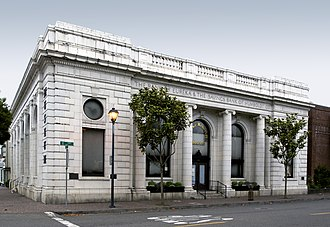 National Register of Historic Places listings in Humboldt County, California - Image: Bank of eureka california