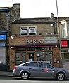 Bar 57 - Lidget Hill - geograph.org.uk - 1510192.jpg