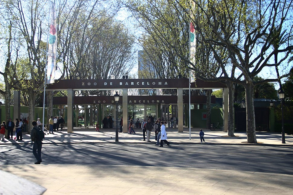 Barcelona.Zoologico