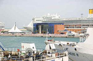 Bari terminal crociere