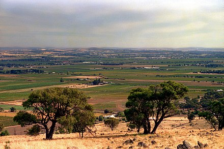 Barossa Valley northeast of Adelaide Barossa Valley 2.jpg