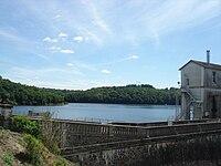 Barrage d'Éguzon (36) - Lac de Chambon - rive droite.jpg