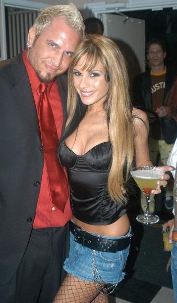 File:Barrett Blade, Kirsten Price at LA Direct Model's Party 2.jpg