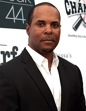 Barry Larkin en 2017.