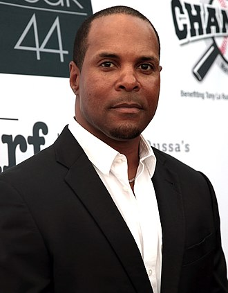 Barry Larkin - Larkin in 2017