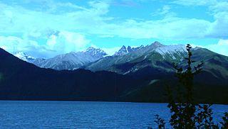 Pagsum Lake Lake in Peoples Republic of China