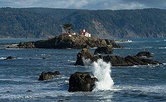 Battery Point Light - Image: Battery Point Lighthouse (September 2013)