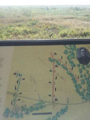 Battle of Palo Alto - Battle of Palo Alto site