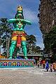 Batu Caves. Hanuman statue. 2019-12-01 10-43-54.jpg