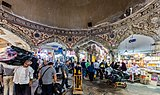 Bazaar de Teherán, Teherán, Irán, 2016-09-17, DD 53.jpg