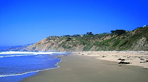 Mendocino County, California - A beach near Elk