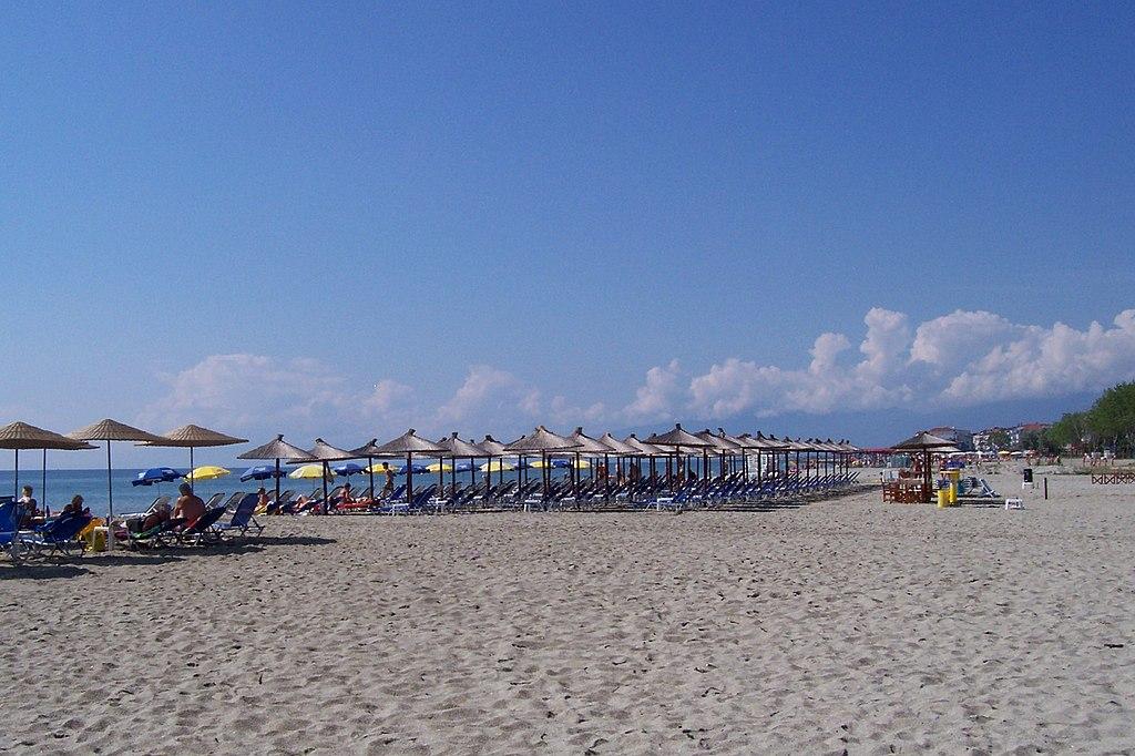 Beach Paralia Katerini - panoramio