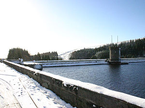 Beacons Reservoir - Image: Beacons Reservoir Snowy